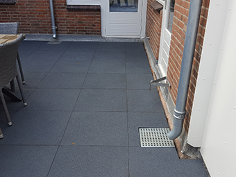 Roof Terrace hotel The Netherlands 2 Project Photo