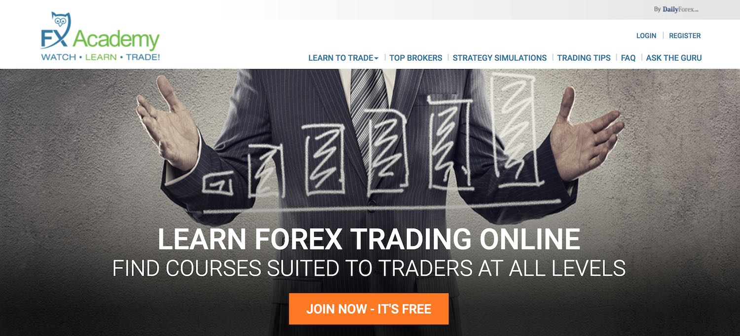 Best forex online course