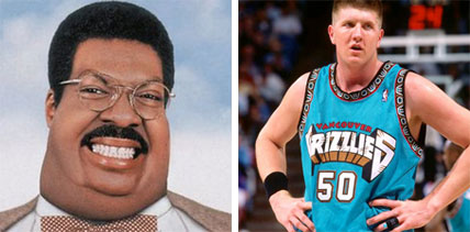 Nutty Professor and Big Country photos