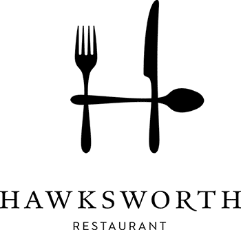 Hawksworth Restaurant logo