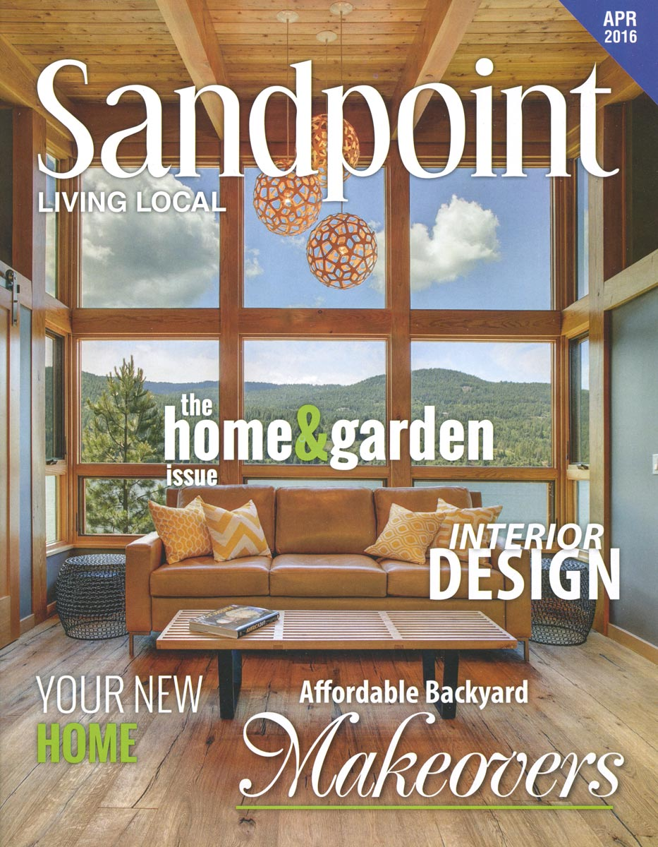 SANDPOINT LIVING LOCAL APR 2016 COVER