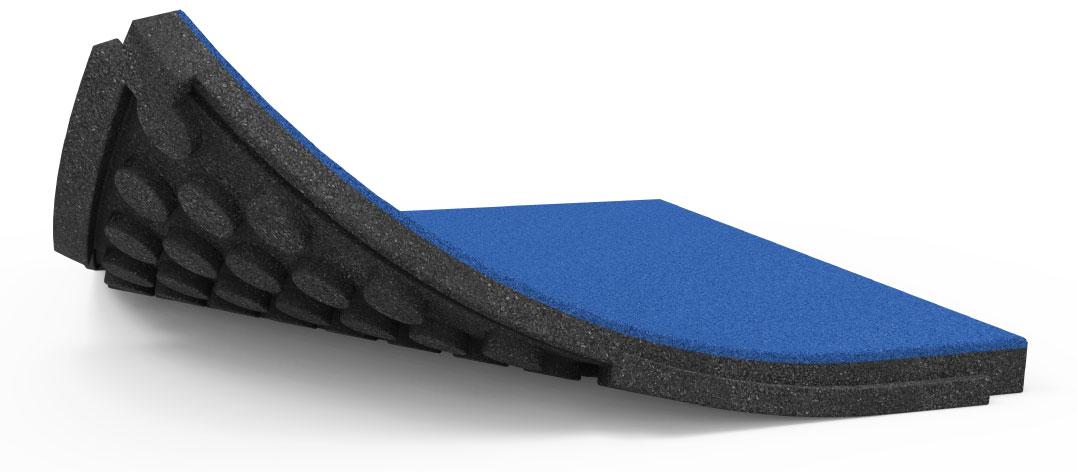 duraTrain Plus Series Ocean Blue