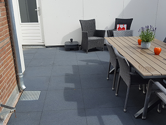 Roof Terrace hotel The Netherlands 1 Photo