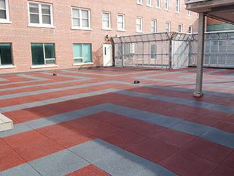 Hotel Dieu Canada Roof terrace 2 Photo