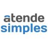 Imagem com logo do Atende Simples