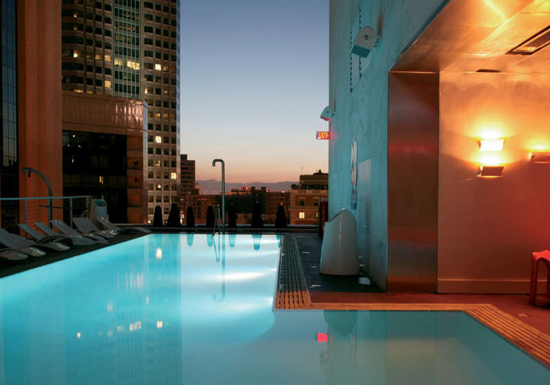 An Insider's Guide to the Poshest Rooftop Pools in LA