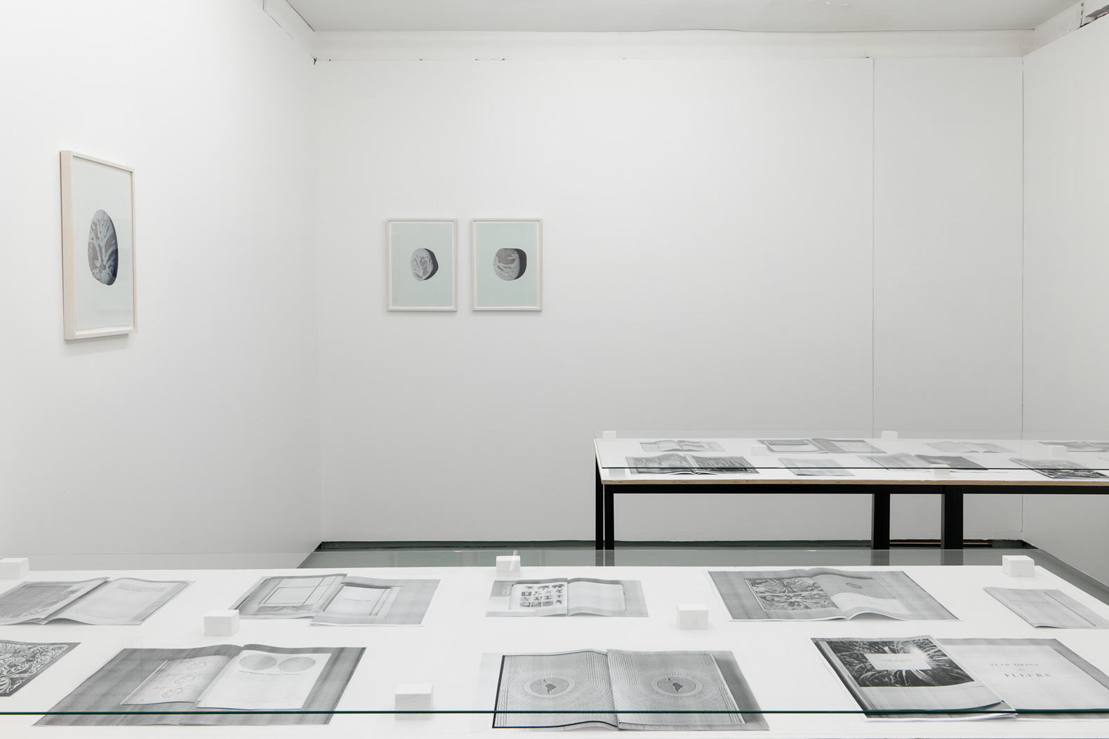 Installation shot, Rometti Costales. Photo by Original&theCopy.