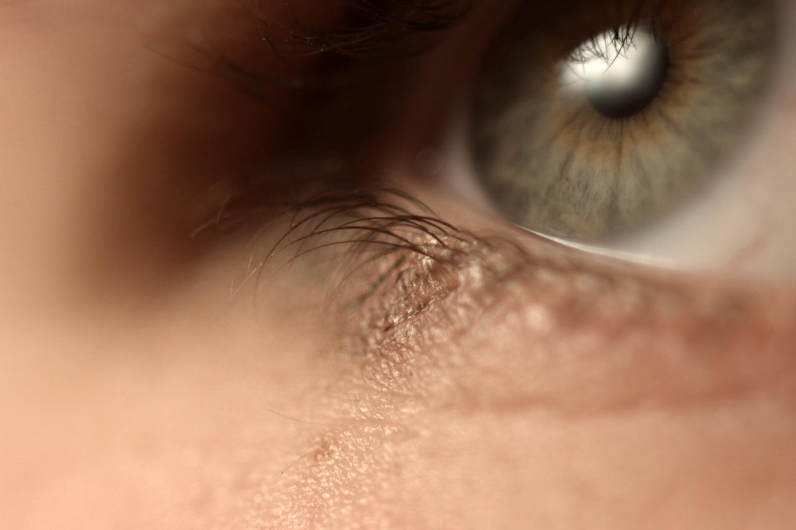 Ilona Sagar, 'Haptic Skins of a Glass Eye', 2015, video still. Tenderpixel.