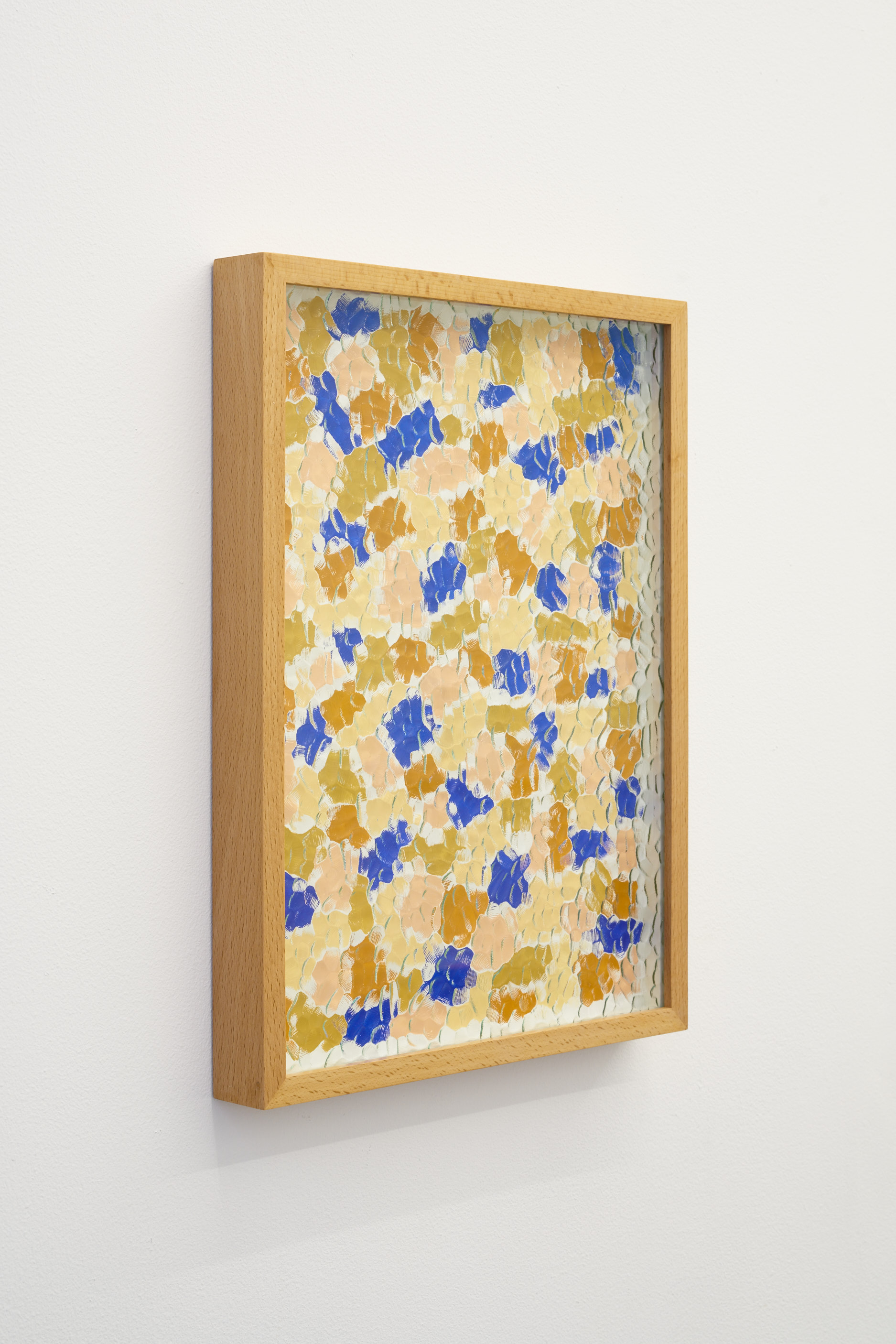 Richard Healy Caramel Cream (from Jacquard), 2015. Tenderpixel.