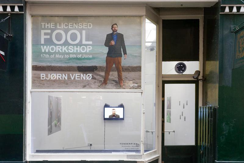 Bjørn Venø, Licensed Fool Workshop.