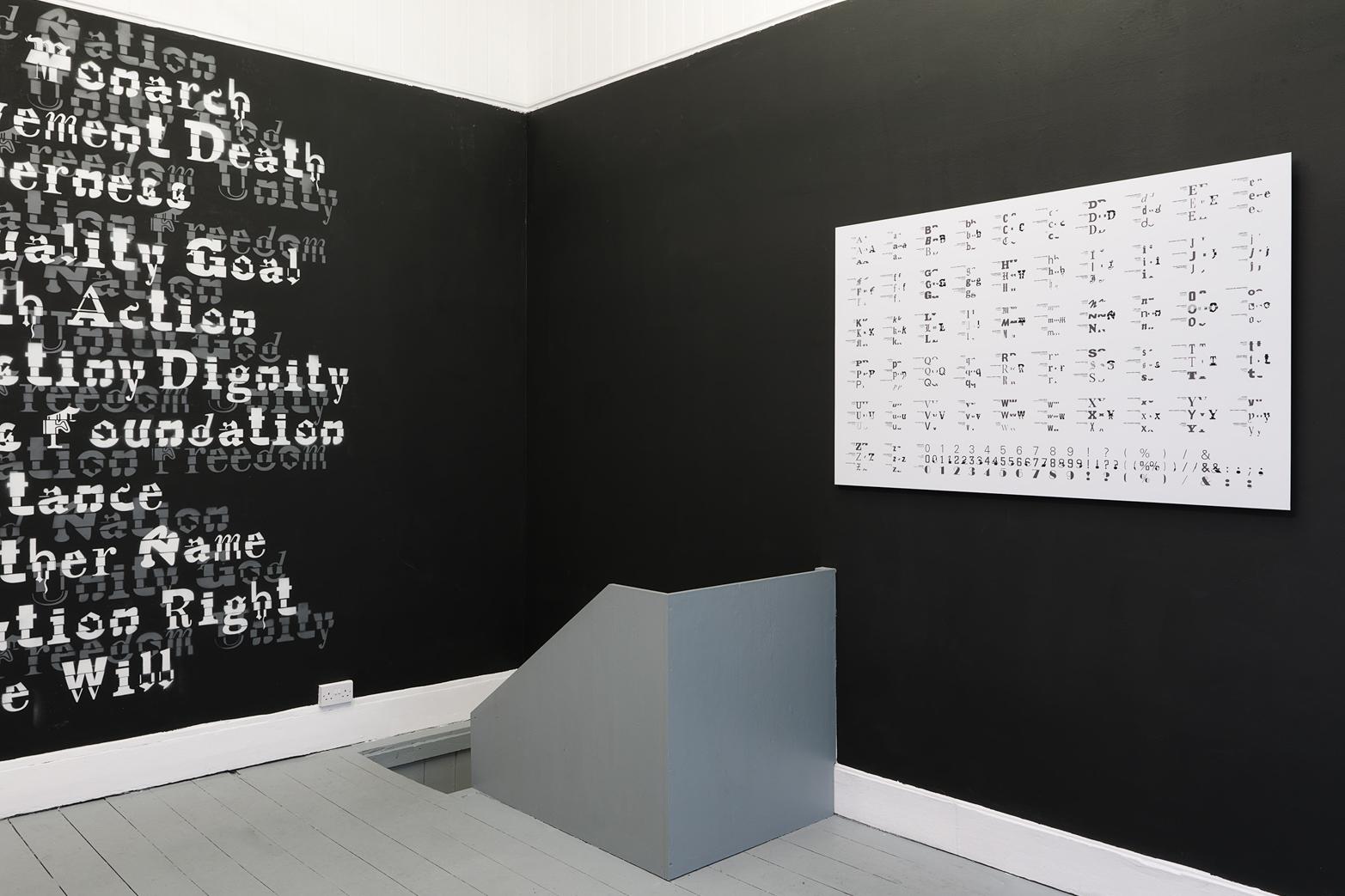 Société Réaliste, Mottopsy. Tenderpixel Gallery.