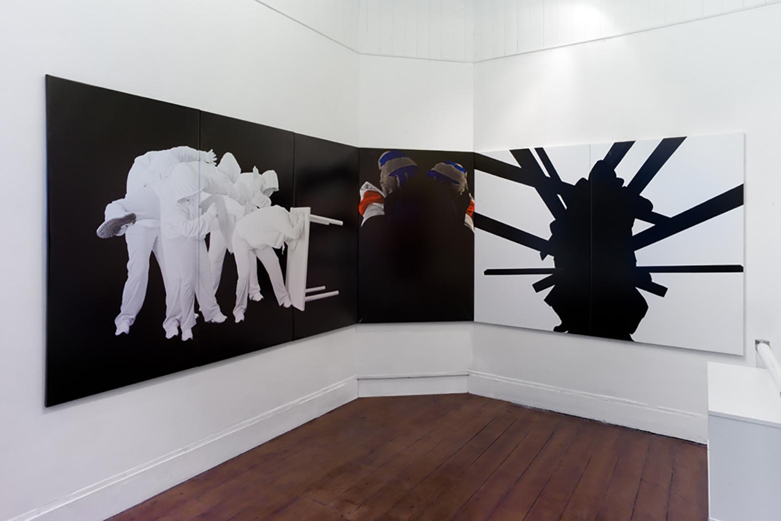 Tina Hage, Gestalt (statur #203), Gestalt (build #101)  and Gestalt (guise #023), 2011