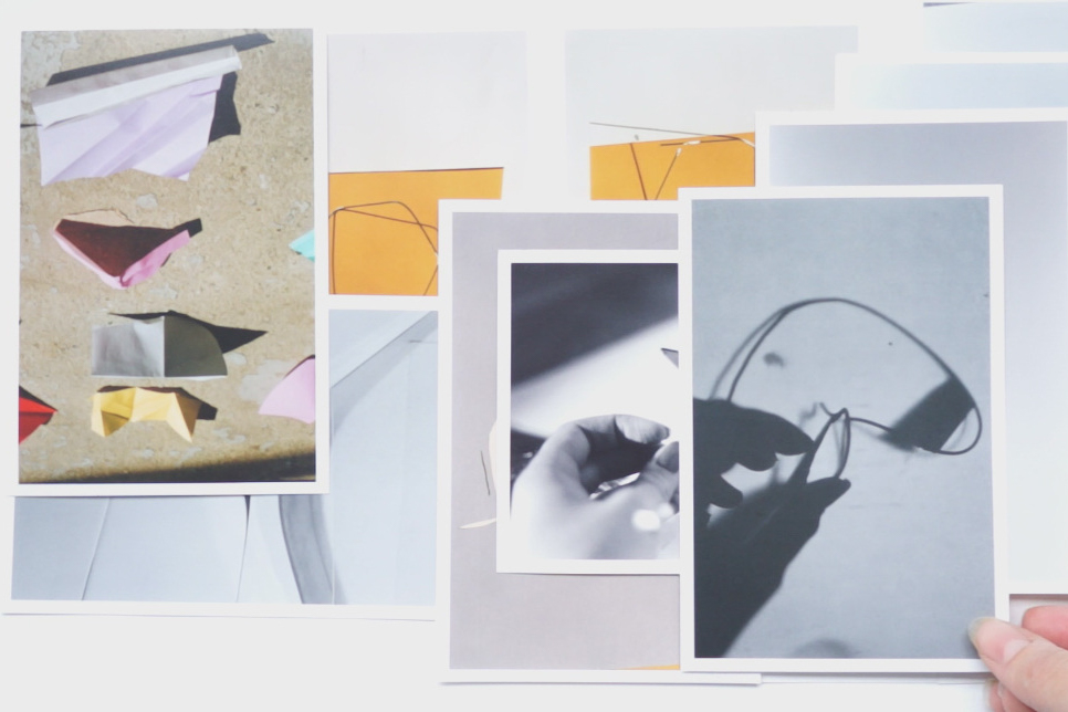 Fay Nicolson, Marginal Notes, 2008- ongoing series.
