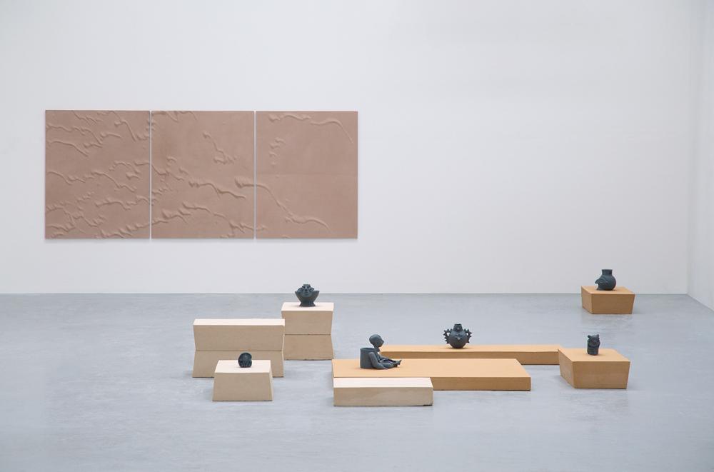 Andrea Zucchini, terra terra, 2015.