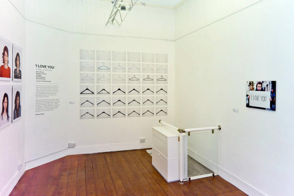 Installation view, Upper Gallery