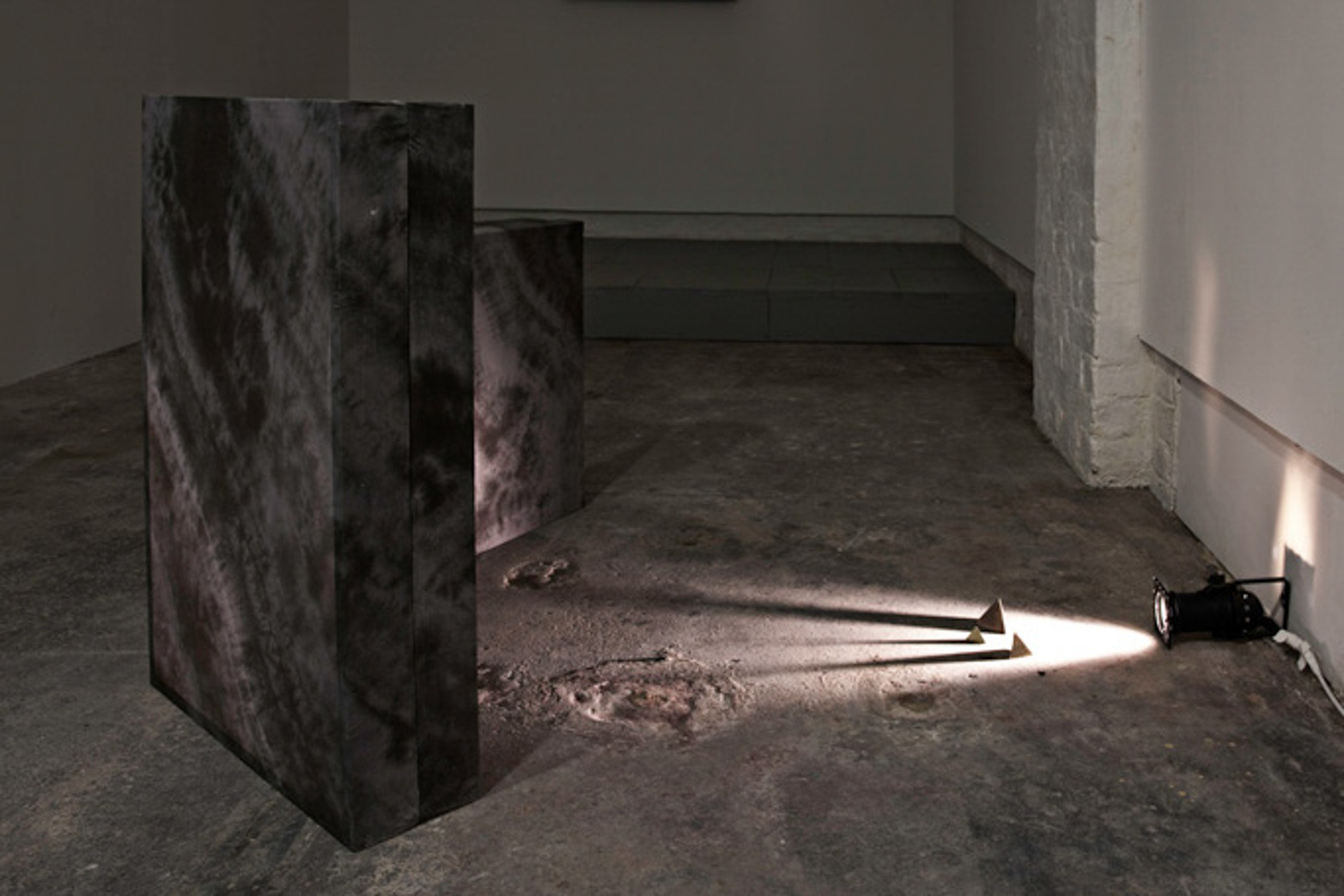 Erika Hock, Installation view.