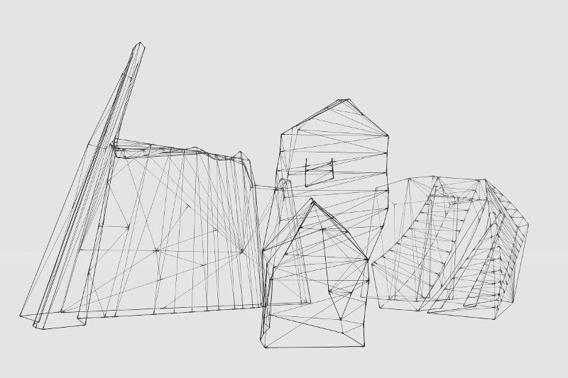 Boris Kajmak, Homes/Houses.