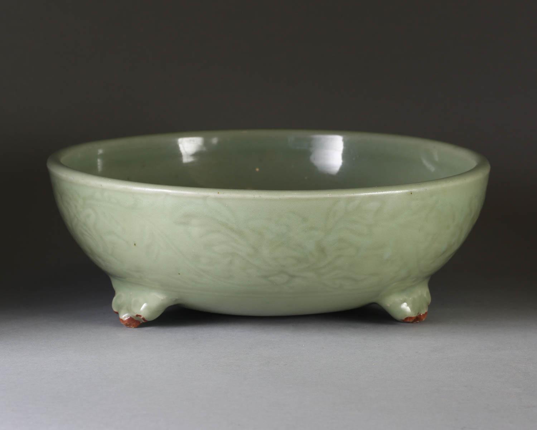 Chinese Longquan Celadon Censor Yuan/Ming Dynasty