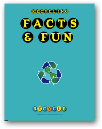 Recycling Facts & Fun Book