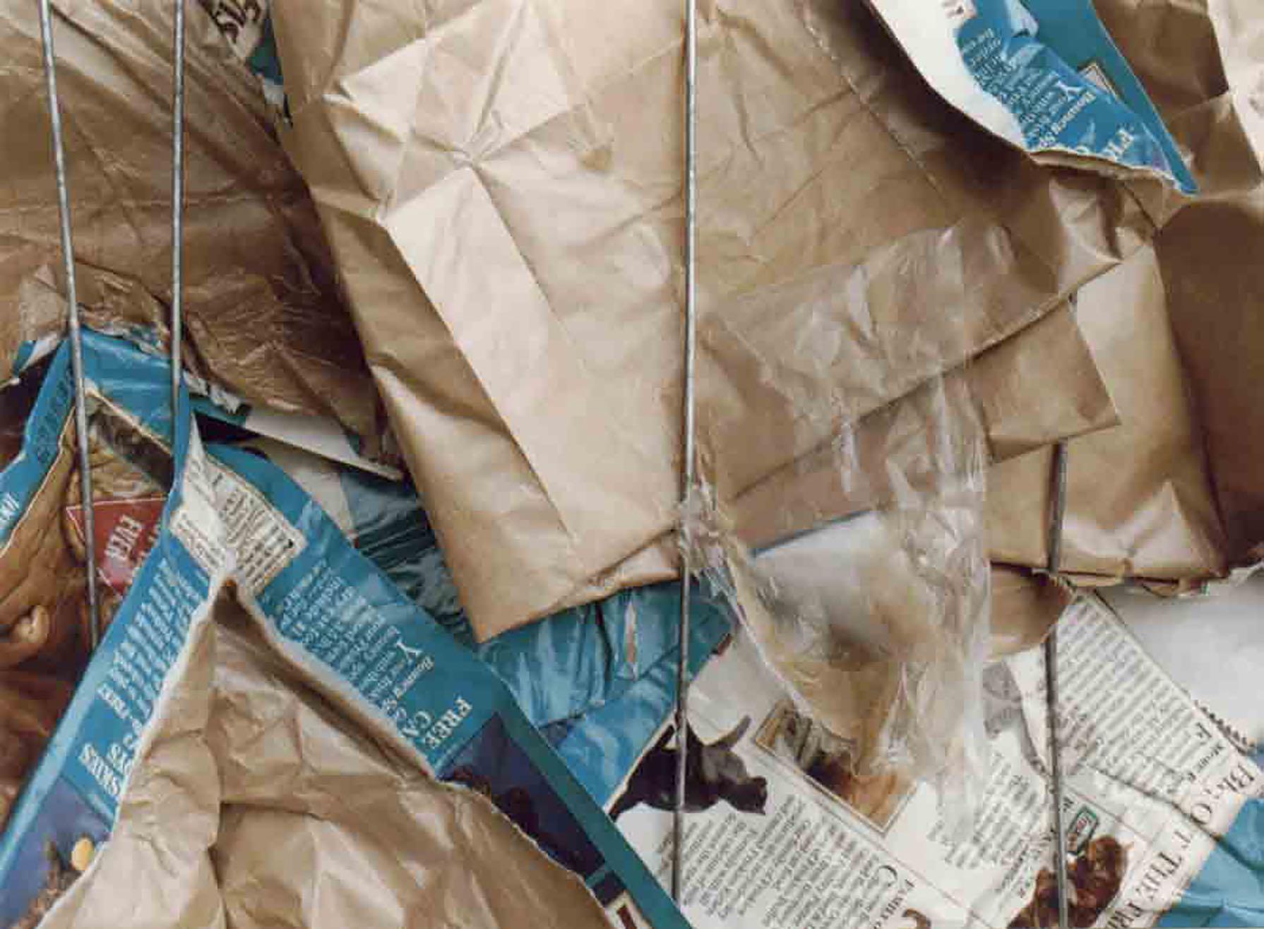 Poly Lined Kraft Multi-Wall Bag