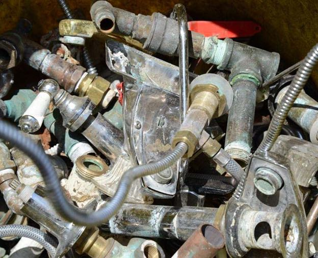 Refinery Brass 274