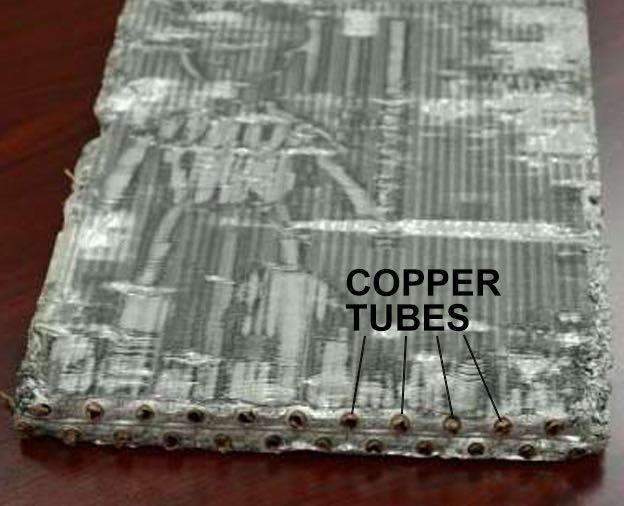 Aluminum/Copper Radiators 230
