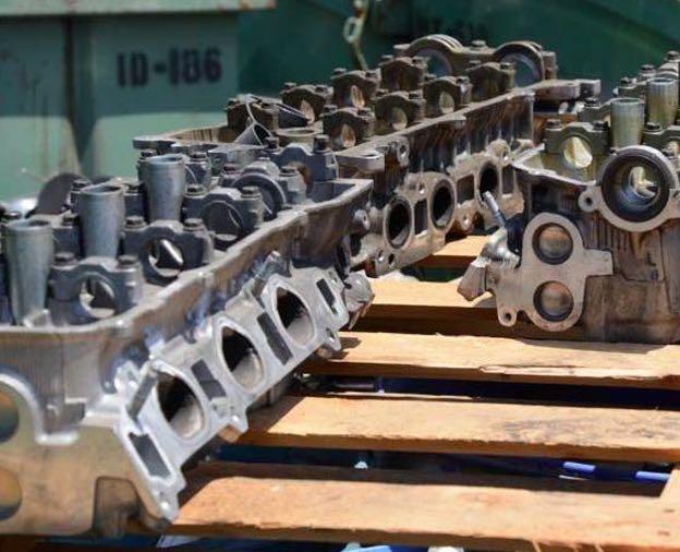 Cast Aluminum 278