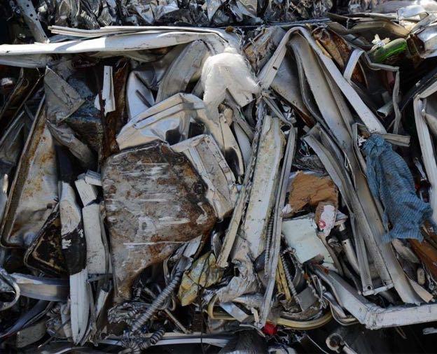 Contaminated Aluminum 213