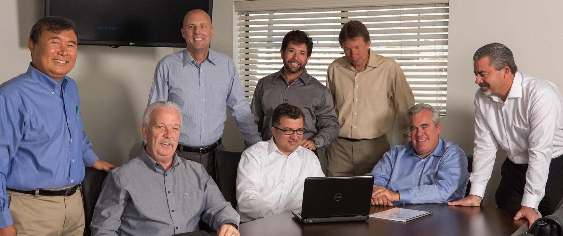Photo of Allan Company Executives