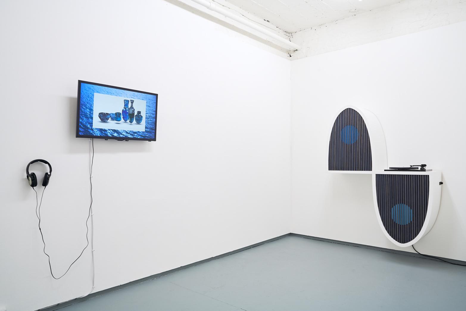 David Ferrando Giraut,Second Nature, The Sea and the Waves, 2014. Tenderpixel.
