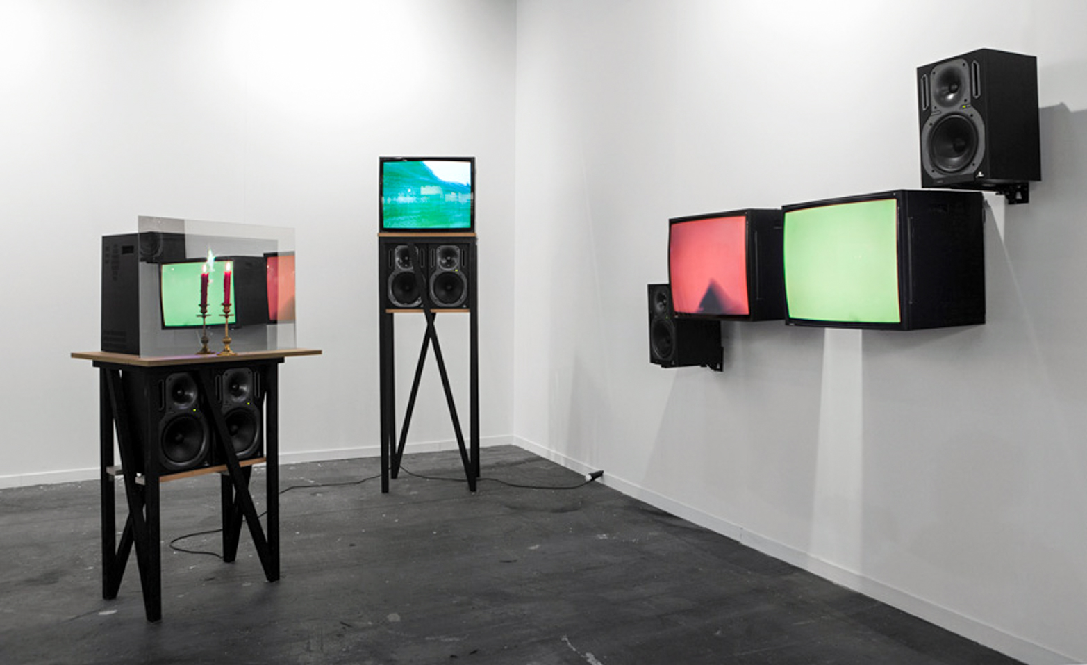 David Ferrando Giraut, MFSuite, Installation View, 2013.