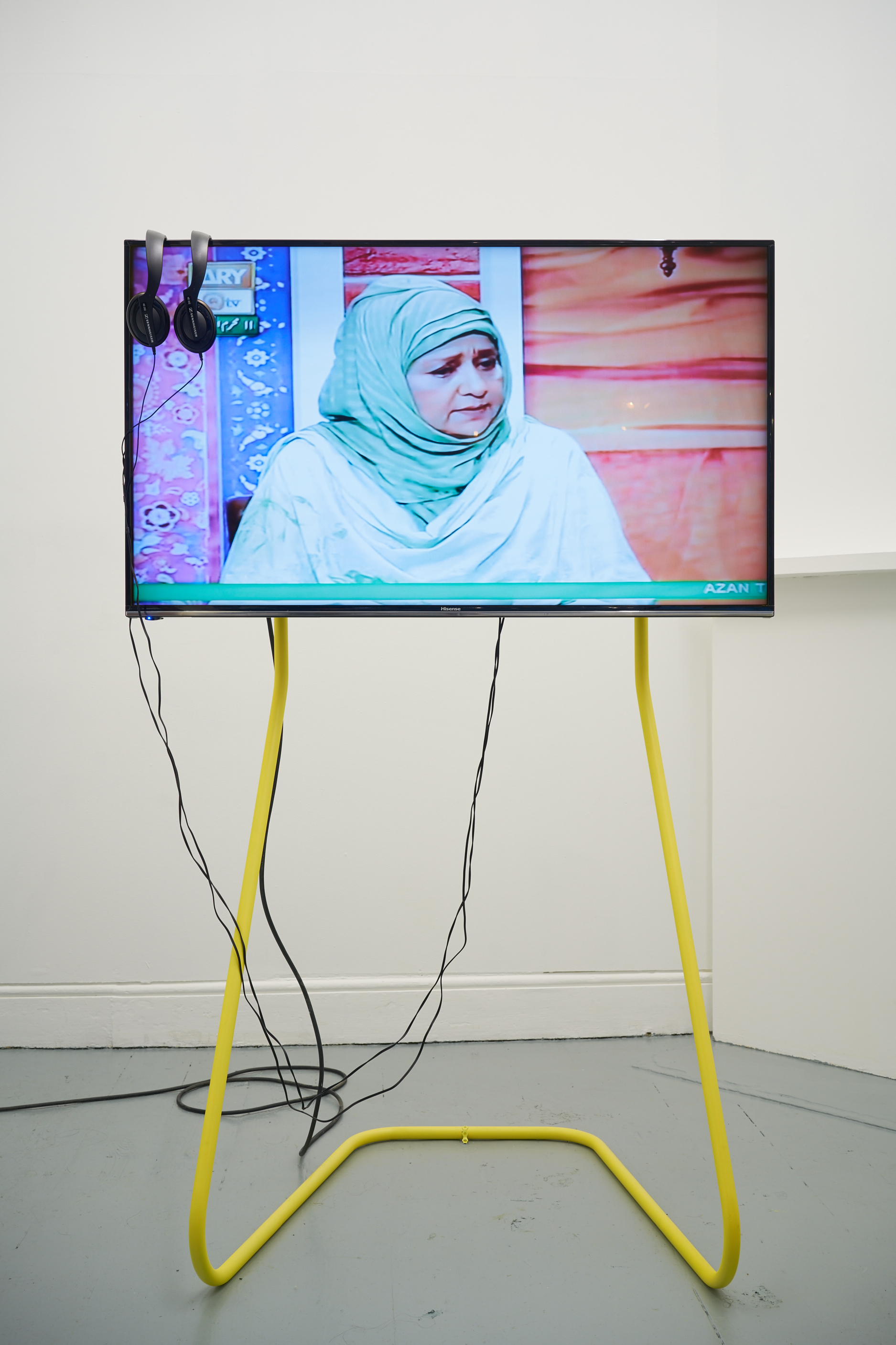 Rehana Zaman, Tell me the story Of all these things, Part 1 (2016). HD video. Tenderpixel.