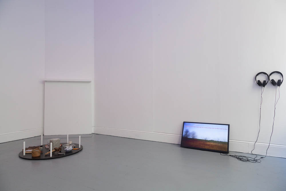 Holly White, Chocolate Taste Test 4 - Skybar, 2017, video and Wind Turbines, 2017, video