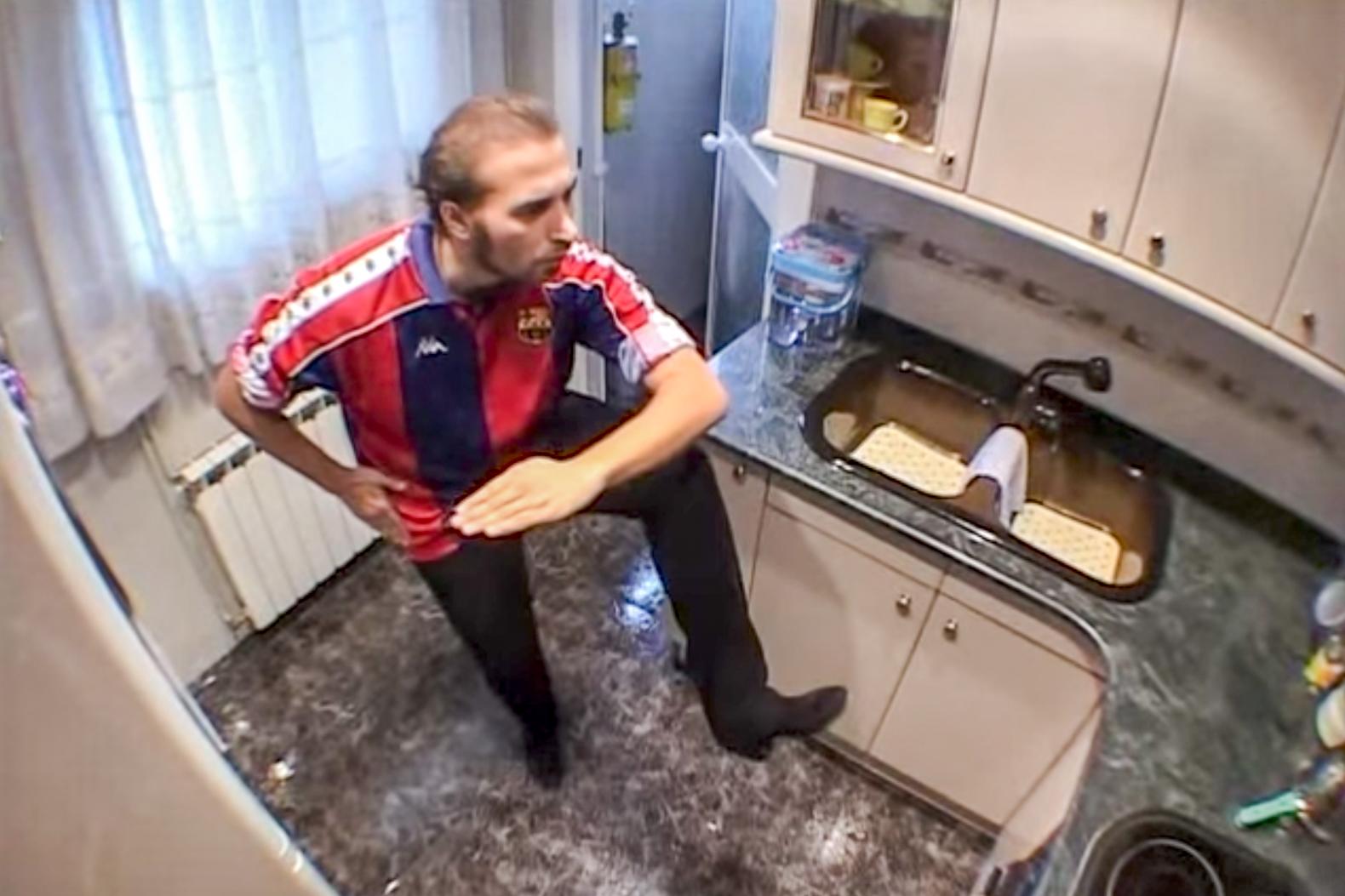 Pedro G. Romero, La Casa, 2005, video still.
