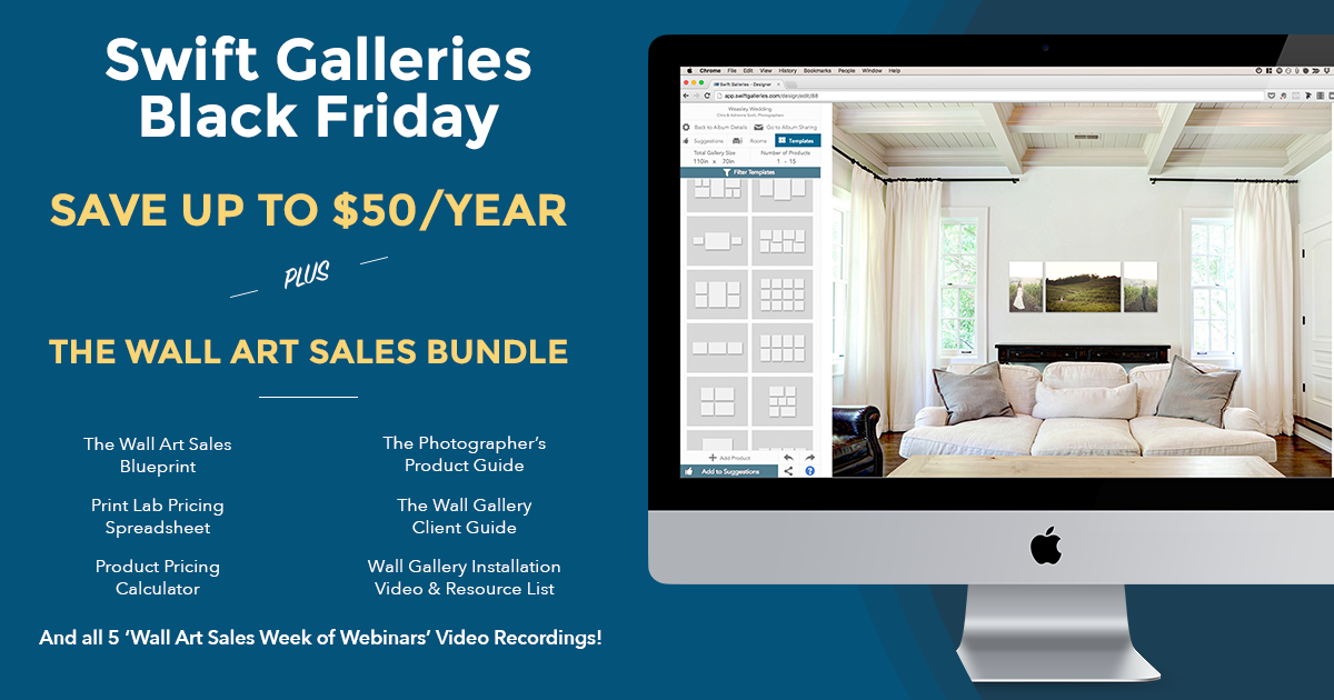 Black Friday Deals for Pro Photographers