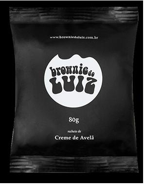 brownie creme de avelã