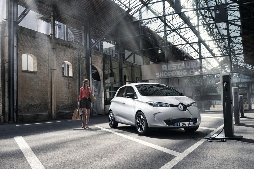 BL kynnir rafmagnsbílinn Renault ZOE