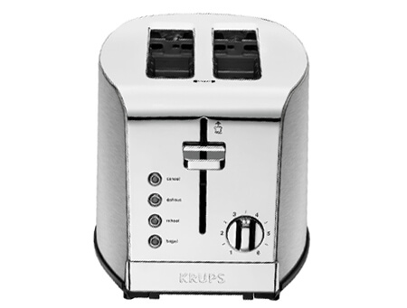 bestselling cheap toaster