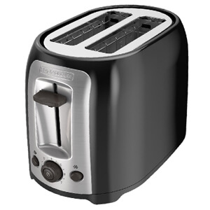 Cheap Toaster Black and Decker 2 slice