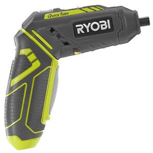 Ryobi quickturn cordless power screwdriver
