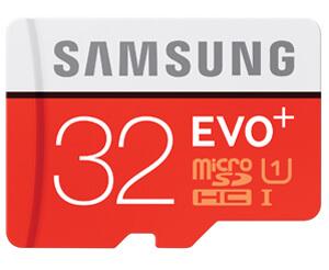 Best priced SD Card - Micro SD - Samsung Evo Plus 64GB