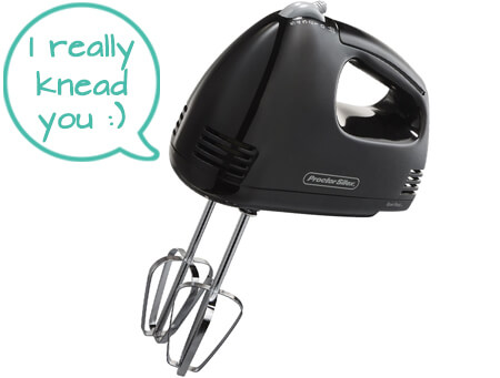 cheapest hand mixer