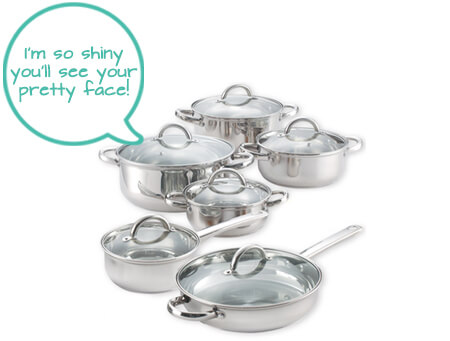 permanent cookware