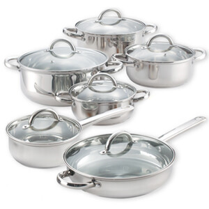 best stainless cookware stainless steel bakeware
