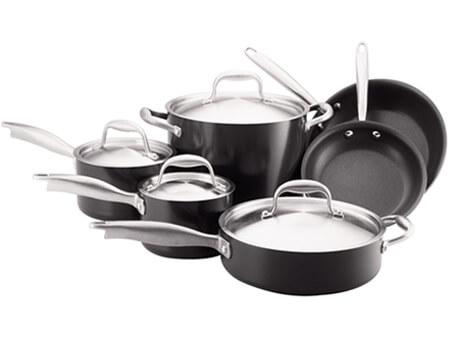 titanium cookware sets