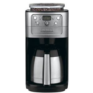 coffee maker with built in grinder