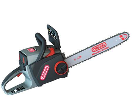 Oregon Cordless Electric Chainsaw Reviews - second Image