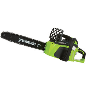 Greenworks Cordless Electric Chainsaw Reviews - Bottom Image