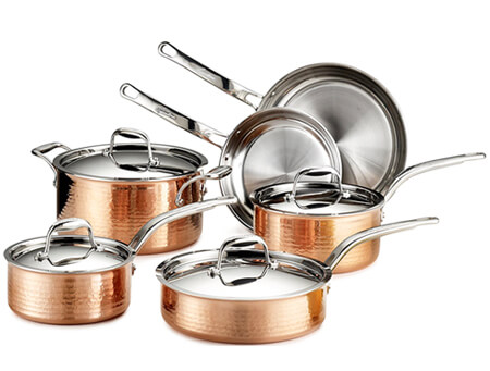 Best copper pan set - Lagostina - Second Image