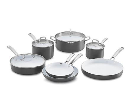 Best Ceramic Cookware Set Reviews - Calphalon - Second Image